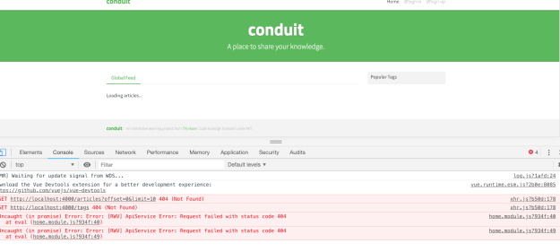 conduit-unable-talk-to-api